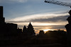 Krong Siem Reap (Quench Your Eyes) Tags: travel sunset asia cambodia southeastasia thom siemreap angkor phnombakheng wat biketour siemreapprovince templetown khmerkingdom angkorwatangkorthom northwesterncambodia