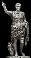 Ancient Rome. Portrait of Emperor Augustus (Prima Porta Portrait type), c. 20 BC (mike catalonian) Tags: portrait sculpture fulllength emperor augustus ancientrome 1stcenturybc 20bc primaportaportraittype