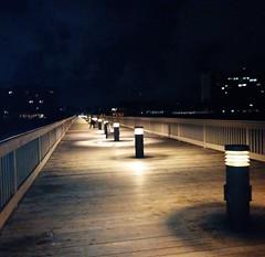(alannahberkeley) Tags: deerfieldbeach nightime city pier deerfieldpier deerfield