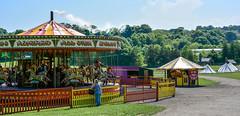 Steam Merry-Go-Round (Nikki & Tom) Tags: uk durham roundabout fair steam beamish merrygoround gallopers