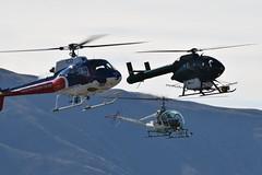 Helicopter Display (GJC1) Tags: newzealand wanaka warbird airdisplay warbirdsoverwanaka gjc1 wanakaairport geoffcollins