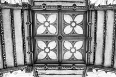 Correo Mayor (FridArmenta Fotografa) Tags: blackandwhite white black byn blanco lines architecture arquitectura place y negro symmetry formas lugar lineas figura simetra cdmx fridarmenta