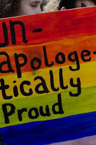 Unapologetically Proud ©  Still ePsiLoN