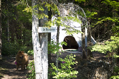 2A3A7380 (sabrina_gross78) Tags: camping teepee tipi easterntownships cantonsdelest notredamedesbois cdriredelamontagne