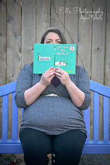 Christina (2ellesphotography) Tags: baby outdoors book indiana maternity drseuss minnetrista areyoumymother