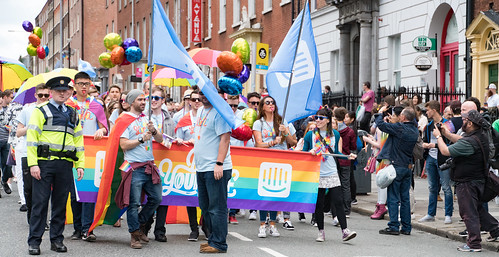 PRIDE PARADE AND FESTIVAL [DUBLIN 2016]-118005