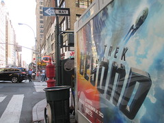 Star Trek Beyond Poster Billboard Phone Booth AD 1915 (Brechtbug) Tags: show street new york city nyc fiction film television st trek booth movie poster star tv jj theater phone mr theatre manhattan district space rip ad broadway science billboard midtown sidewalk ave captain spock scifi series beyond anton 1960s avenue abrams 7th futuristic kirk 32nd 2016 standee standees yelchin 06292016