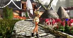 Japan: Hatana (Nath) (LX Elite Modeling SL) Tags: japan model modeling secondlife nath lashayxyshay
