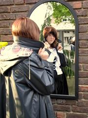 Kleppermode (hpdyko) Tags: fashion raincoat klepper regenmantel kleppermantel kleppermode