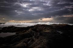 Sunset (Stéph Ile Réunion) Tags: ile reunion canoneos100d sunset sea