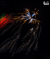 Cocoa Village FL Independence Day Fireworks (Coop's Captures Photography) Tags: coopscaptures independenceday paulcooper 4th cocoa coop fireworks nikon