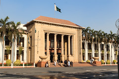 untitled-1-7 (Liaqat Ali Vance) Tags: road pakistan building heritage monument architecture mall google cross architectural l historical punjab assembly chairing