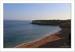 Praia Nova - El Algarve (Lourdes S.C.) Tags: costa portugal playa oceano acantilados costaatlntica elalgarve