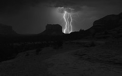 (Donald Palansky Photography) Tags: sony alpha sedona arizona donaldpalansky storm lightning photographer