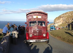 Great Orme Foden PTB641 (South Strand Trucking) Tags: old original history classic wales vintage wagon diesel rally vehicles lorry commercial restoration veteran camper oldtimers gardner windfarm lorries caravaning rigid roadrun