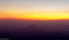 Sunset at Telbaila Plateau (Scharfschtze ) Tags: winter india bird birds landscape photography march landscapes photo photos pat western maharashtra february feb mali pune abhijit kavdi 2013 telbaila abhijitmali