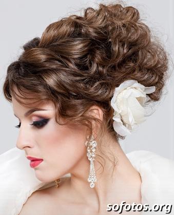 Penteados para noiva 057