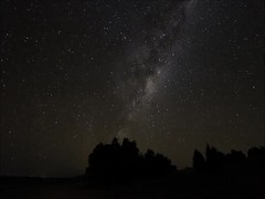 milkyway to partial solar eclipse time lapse (Andrew Fleming Photography) Tags: trees sun night sunrise canon stars landscape eclipse timelapse sheep space australia andrew victoria astro dookie galaxy astrophotography 7d sequence partial solareclipse milkyway fleming 10mm partialsolareclipse andrewfleming goulburnvalley centralvictoria canoneos7d greatershepparton canoneos7d andrewfleming