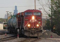 GE's for IHB NA6 (iaisrailfan) Tags: park franklin harbor pacific rail canadian cp ge ihb ac4400 ac4400cw na6 ac44