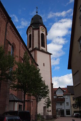 Oberkirch, the Catholic Parish Church (BZK2011) Tags: catholicchurch oberkirch katholischestadtkirche