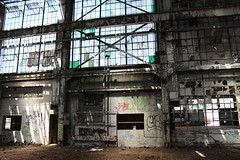 (tomman) Tags: railroad yards urban yard train foundry factory decay albuquerque rail tvshowlocation railyard boiler filmlocation revitalize macgruber breakingbad terminatorsalvation