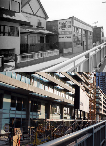 1300 Block of Seymour Street - 1981/2012