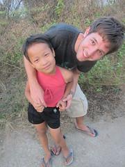 Charlotte and Ewan (offthebeatenboulevard) Tags: thailand orphanage volunteering maesot burmeseborder