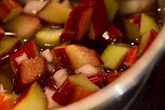 01RhubarbDressing1 (Annette - A Simple Breath) Tags: cooking homeandgarden