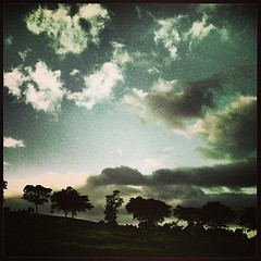 art classic nature clouds mood artistic australia... (Photo: Elise Arod on Flickr)