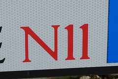 N11 (Ewan-M) Tags: signs sign postcode postcodes n11 newsouthgate londonboroughofbarnet