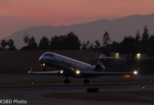Alaska Airlines (Skywest) CRJ 700