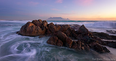 Big Rock, Little Rocks (Panorama Paul) Tags: southafrica capetown tablemountain nikkorlenses nikfilters blaauwbergbeach nikond800 wwwpaulbruinscoza paulbruinsphotography croporama