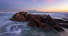 Big Rock, Little Rocks (Panorama Paul) Tags: southafrica capetown tablemountain nikkorlenses nikfilters blaauwbergbeach nikond800 wwwpaulbruinscoza paulbruinsphotography croporama