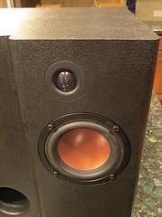 """Overnight Sensations"" components in Boombox (burritobrian) Tags: diy speaker boombox overnightsensations speakerbuild sd215a88"