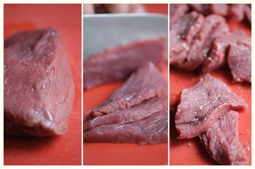 Beef & Asparagus Stir-Fry