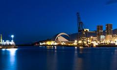 Desde el puerto (PedroM1977) Tags: night port buildings puerto noche edificios canarias tenerife canaryislands