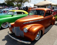 1940 chevrolet coupe (bballchico) Tags: chevrolet 1940 austintexas coupe carshow lonestarroundup loscochinoscc lonestarroundup2013