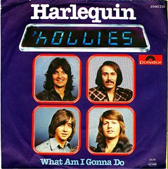 56 - Hollies, The - Harlequin - D - 1977 (Affendaddy) Tags: germany 1977 harlequin polydor whatamigonnado thehollies vinylsingles collectionklaushiltscher 1960s70sbeatpop 2040235