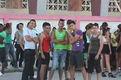 Cuba male model audition Jose Marti Havana (grannylou10) Tags: male boys modeling jose havana cuban audition marti