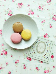 Laduree macarons (zakkaart) Tags: france spring teabreak laduree macaron uploaded:by=flickrmobile flickriosapp:filter=nofilter