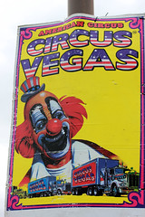 Circus. (boneytongue) Tags: big circus top posters livingston