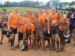 FAMBE Tough Mudder Team