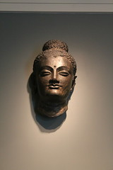 Asian_Art_Museum_03_31_2013_002 (AlejandroFranceschi) Tags: sculpture india art museum asian asia buddhist faith religion relief jade weapon pottery dagger myth throne relic koran qran illustratedmanuscript