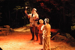 Scene 14: The Village, 1842 (Lee Bennett) Tags: theater play theatre outdoor stage indian nativeamerican carolina cherokee mountainside perform drama act untothesehills