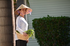 o B Ba - Vietnamese Traditional Dress Ao Ba Ba Viet Nam Vietnamese (Hai Tuoi) Tags: rural costume model vietnamese dress traditional vietnam southern viet l ba ao nam b rau o nn mung