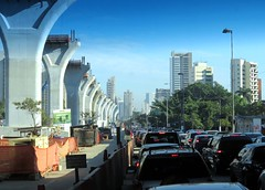 Transito Zona Sul SP (www.transitoaovivo.com) Tags: bus nibus trafic cet