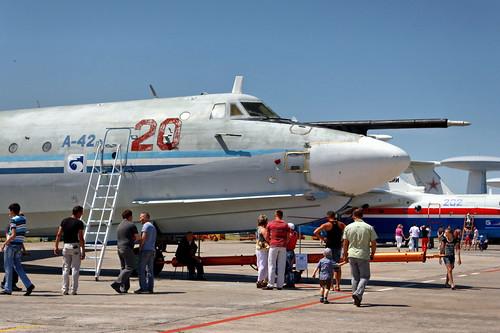 Taganrog. Beriev Aircraft Company 71