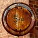 Rusty 5km Sign