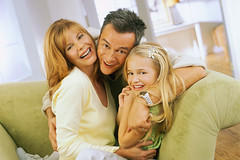 CB026170 (anchor1203) Tags: girls people men parenthood smiling portraits children photography parents hugging women families colorphotography daughters couples spouses mothers indoors few blond males relatives whites females humanrelationships wives adults fathers husbands offspring interactions facialexpressions studioportraits