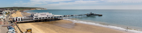 Sandown Pier Panorama
